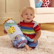 Say Hello' Tummy Time Discovery Toy (Award-winning Support Cushion) -END OF LINE
